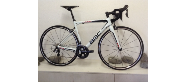 BMC teammachine SLR02